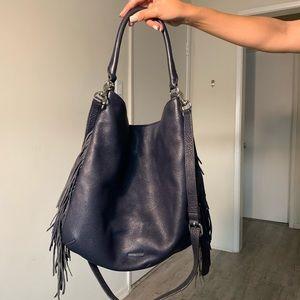 Rebecca Minkoff Navy Boho Bag